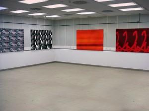 Ausstellung Silbersand, Zweibrücken, 2007 | Christian Block