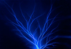 Blue Lightning | © Christian Block